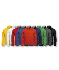 Clique Basic Softshell Heren Jas