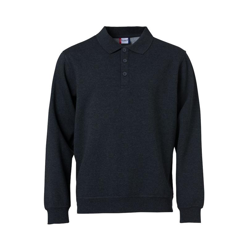 Basic Polo Sweater Clique