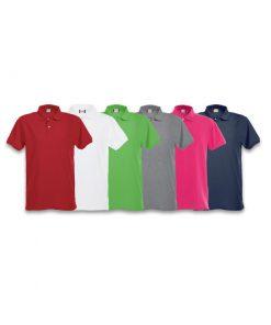Clique Stretch Premium Heren Poloshirt