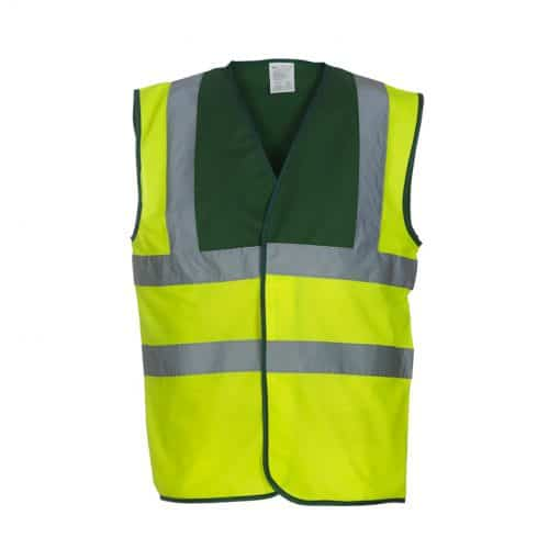 Fluo Yellow/ Paramedic Green
