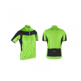 Neon lime/black