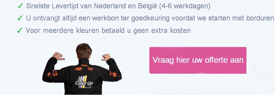 600275d731a Kleding borduren met uw logo? Bestel nu | Borduurwerkdeal.nl